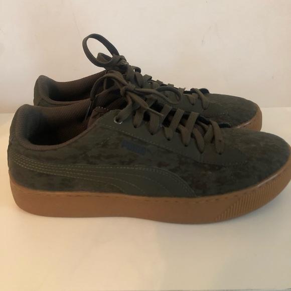 Puma Shoes | Puma Suede Platform